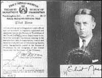 Eliot Ness FBI