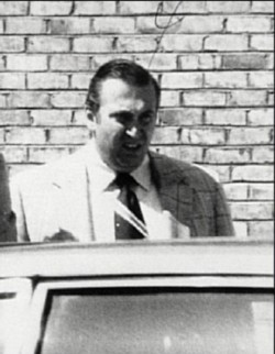 Surveillance photo of DeMeo.