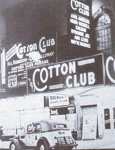 The Infamous Cotton Club